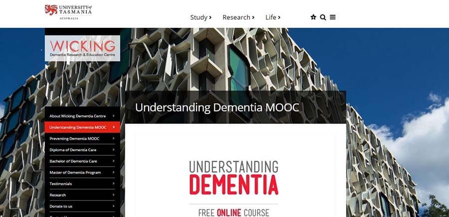 dementia CPD