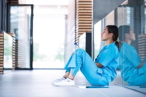 nurse depression