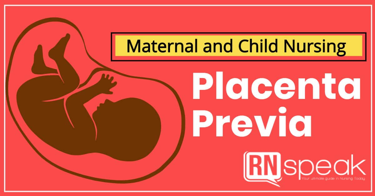 placentaprevianursingmanagement