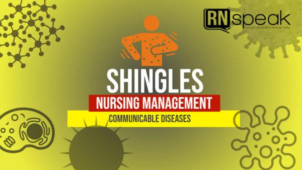 shinglesnursingmanagementpicture