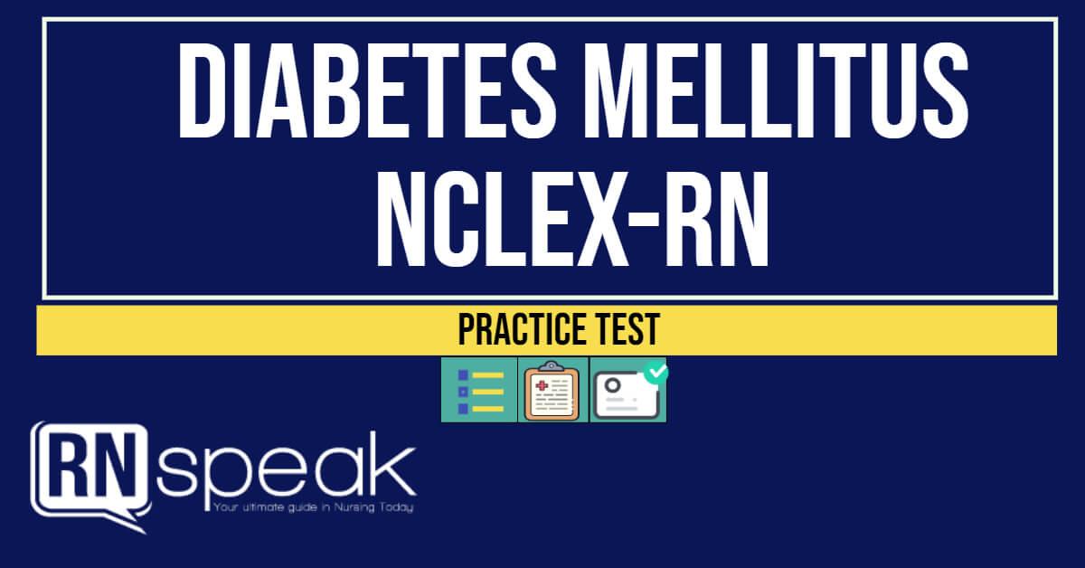 diabetesnclexquestions