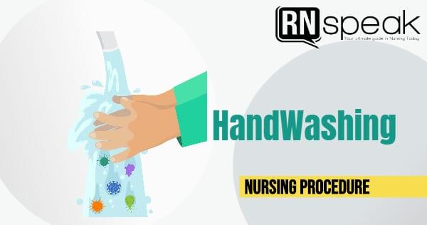 handwashingnursingprocedure