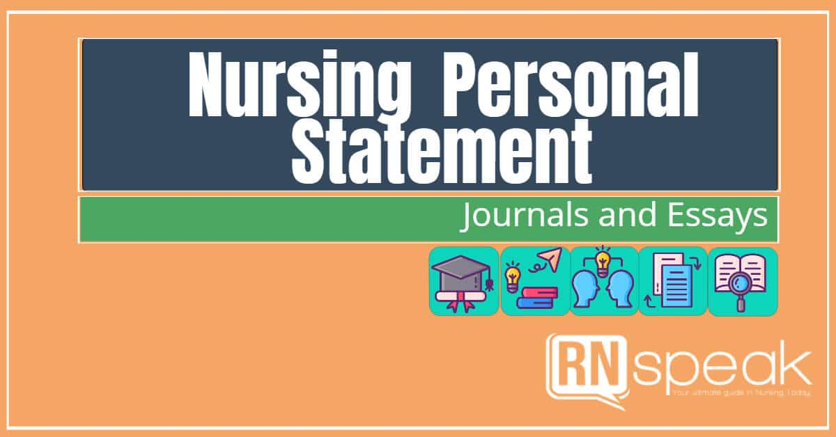 nursingpersonalstatement