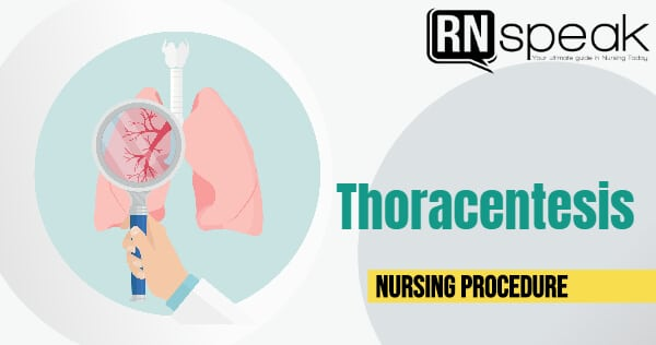 thoracentesisnursingprocedure