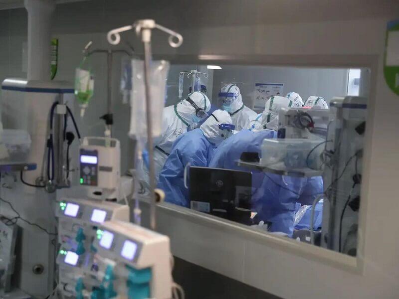 icu nurses uk covid