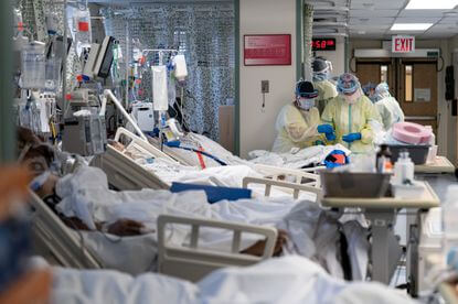us er covid nurses