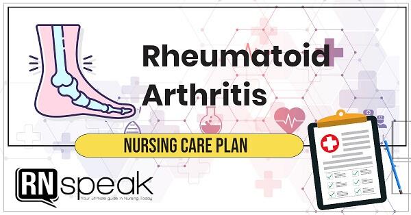 rheumatoid arthiritis nursing care plan