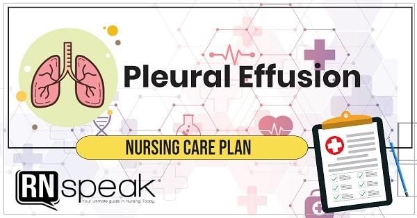 pleural effusion nursing care plan
