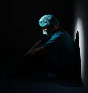 health care worker covid